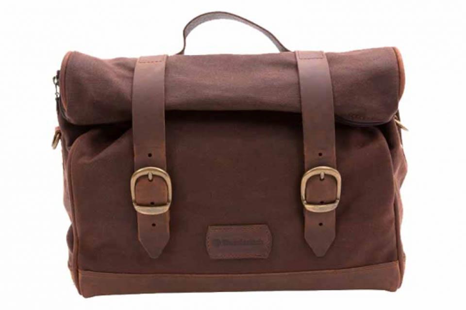 Retro Side Bag L Or R Brown