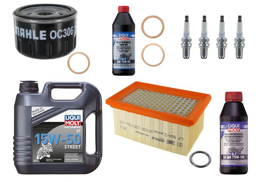 Oil / Maintenance Service Kit R1200 RT (2005 -2013)