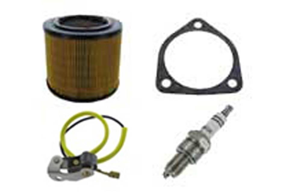 Maintenance Parts R100 R & Mystic