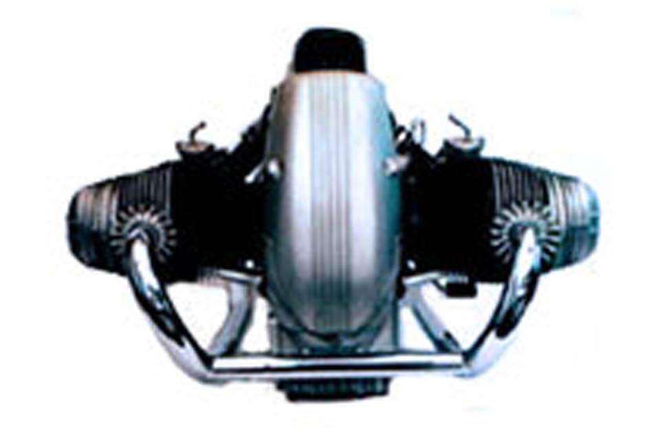 Engine R100 R & Mystic