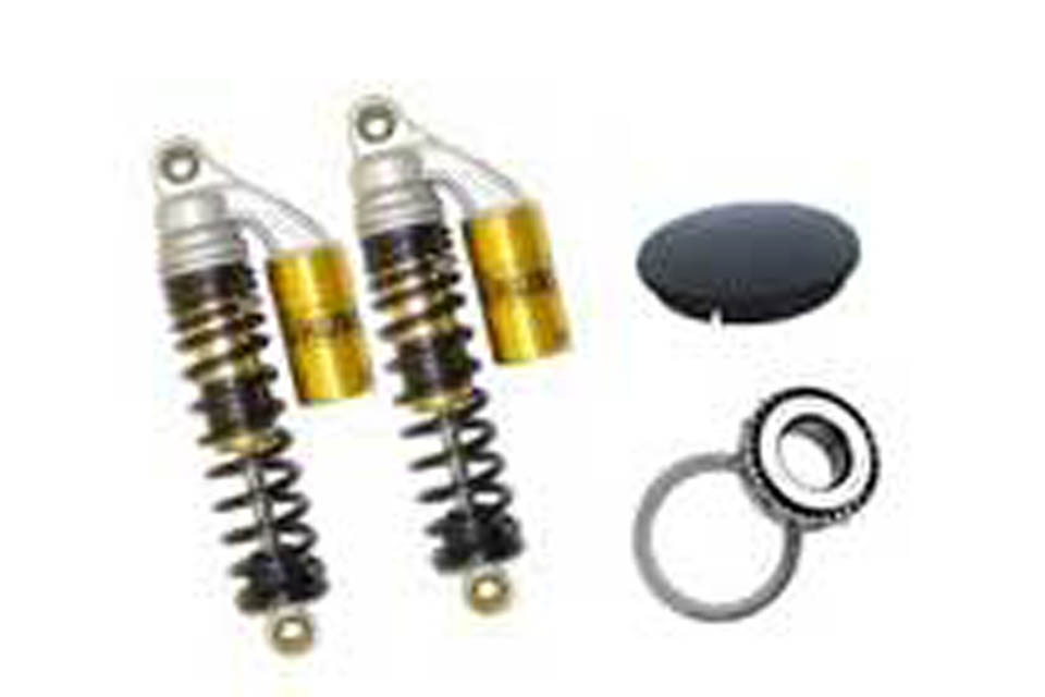 Swingarm / Shocks Suspension / Steering / Drive