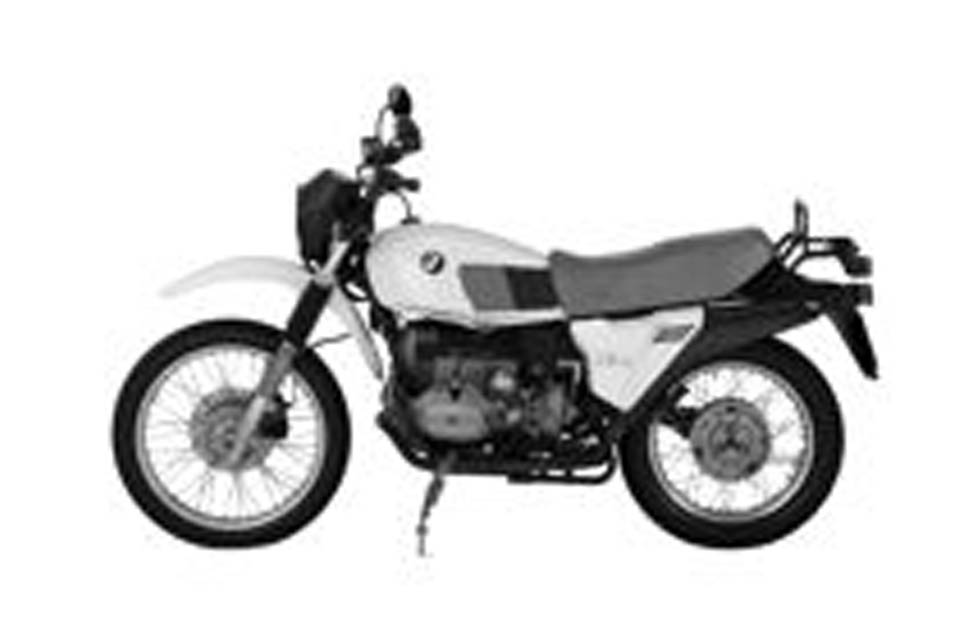 BMW R80 G/S R80 G/S AND R100 GS