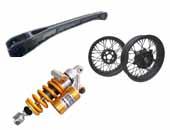 BMW R nine T Parts and Accessories | Wunderlich America