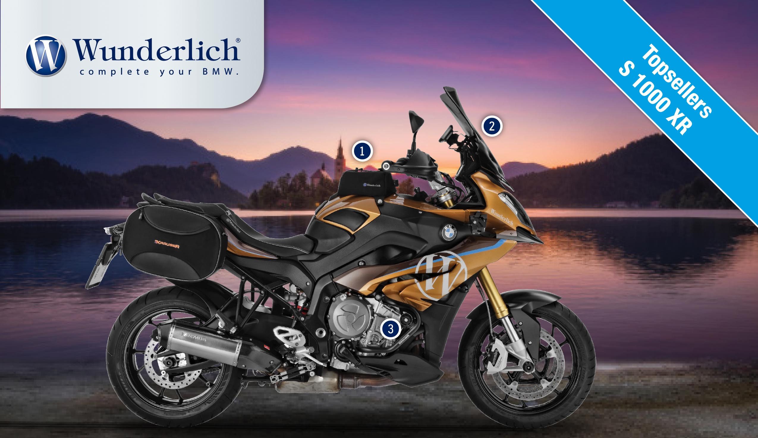 S 1000 XR Topsellers Buyer's Guide S1000 XR
