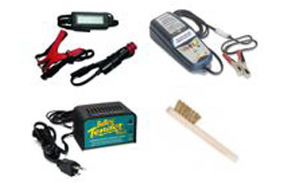 Battery Maintenance Tools