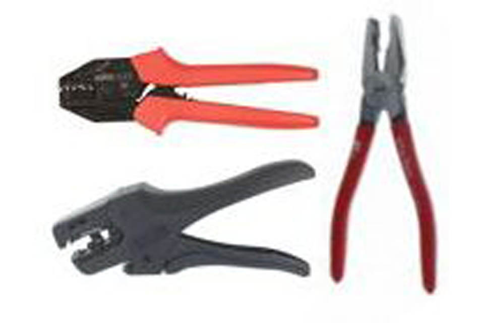 Pliers, Crimpers Tools