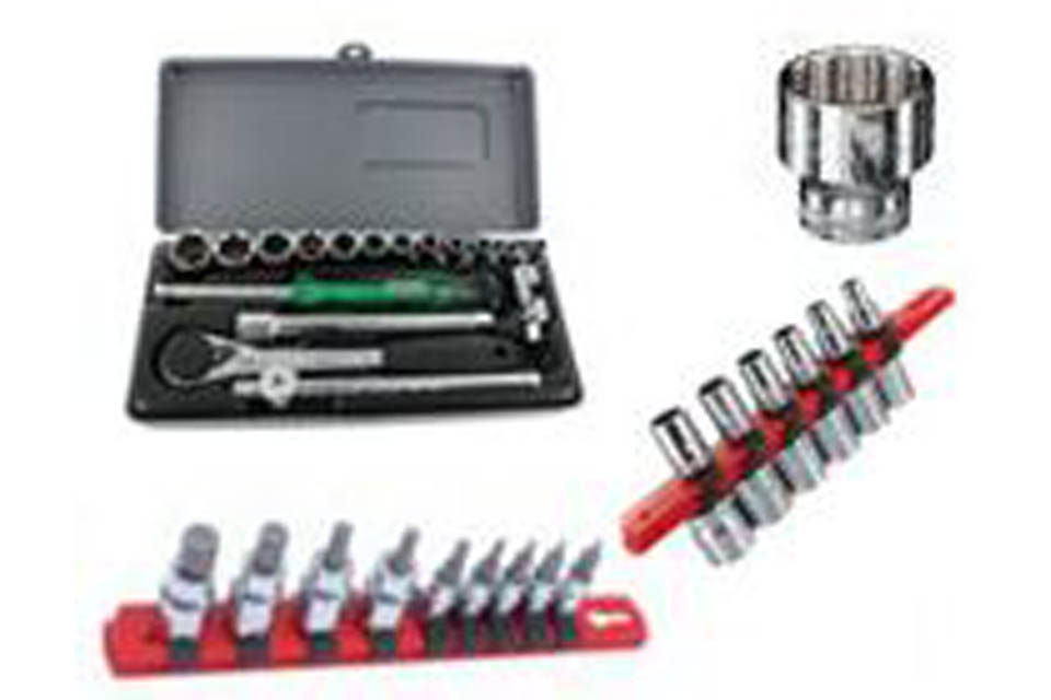 Sockets, Socket Sets Tools