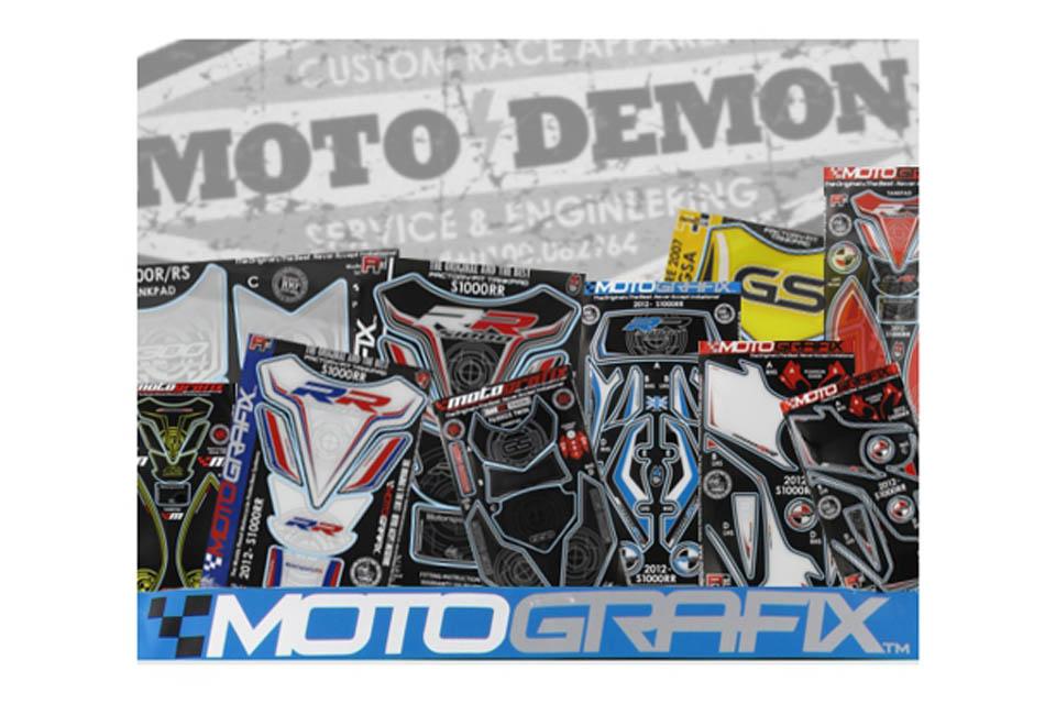 Motografix Protective Pads