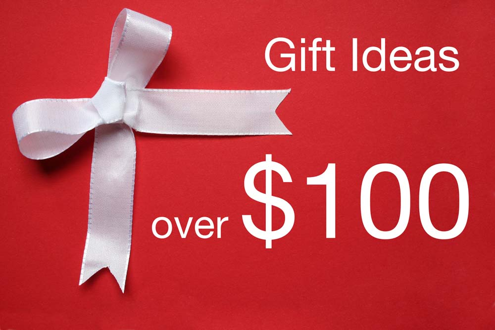 Gift Ideas over $100 Gift Ideas