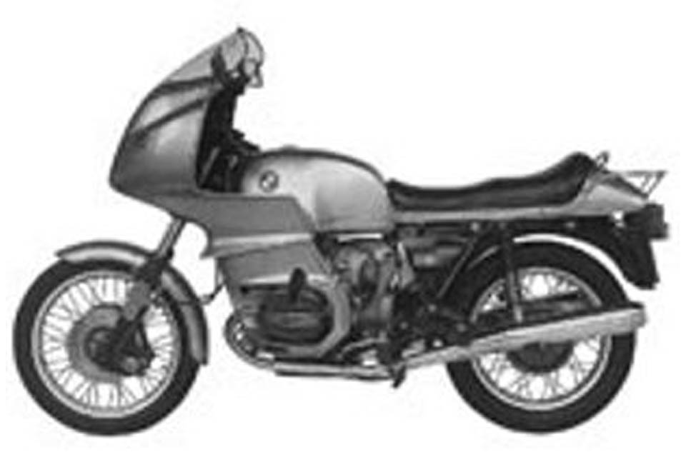 R100 RS Air Cooled Twins (1970 to 1995)