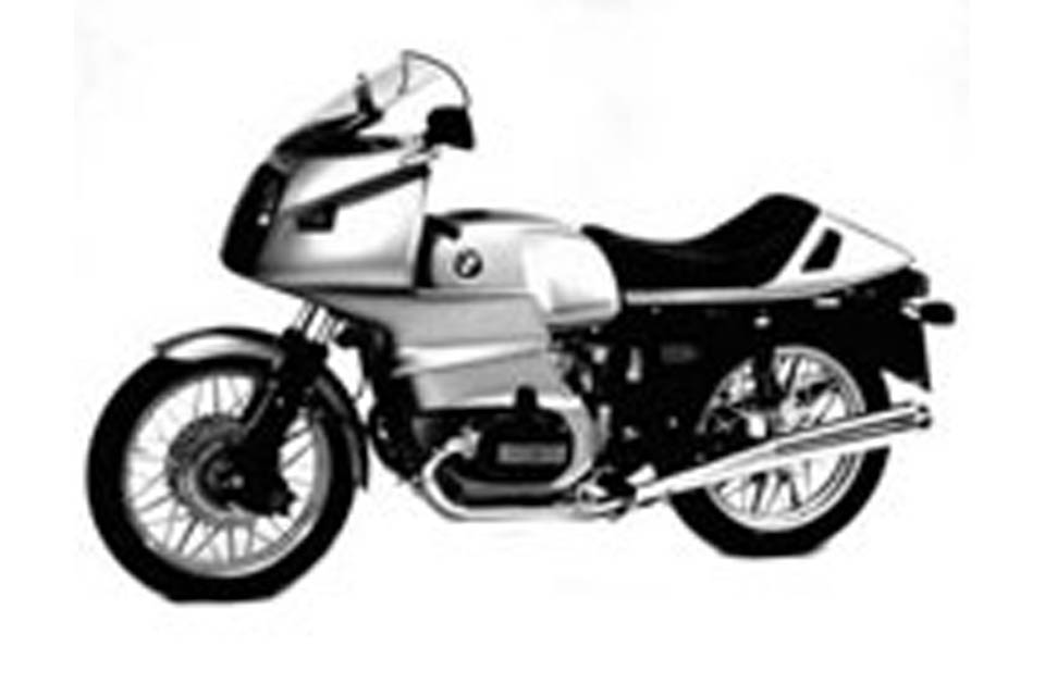 BMW R100 RS (81 - 84) R100 RS