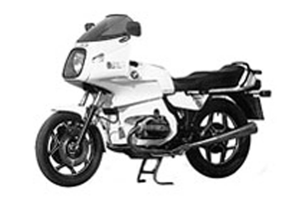 BMW R100 RS Monolever (88-93) R100 RS
