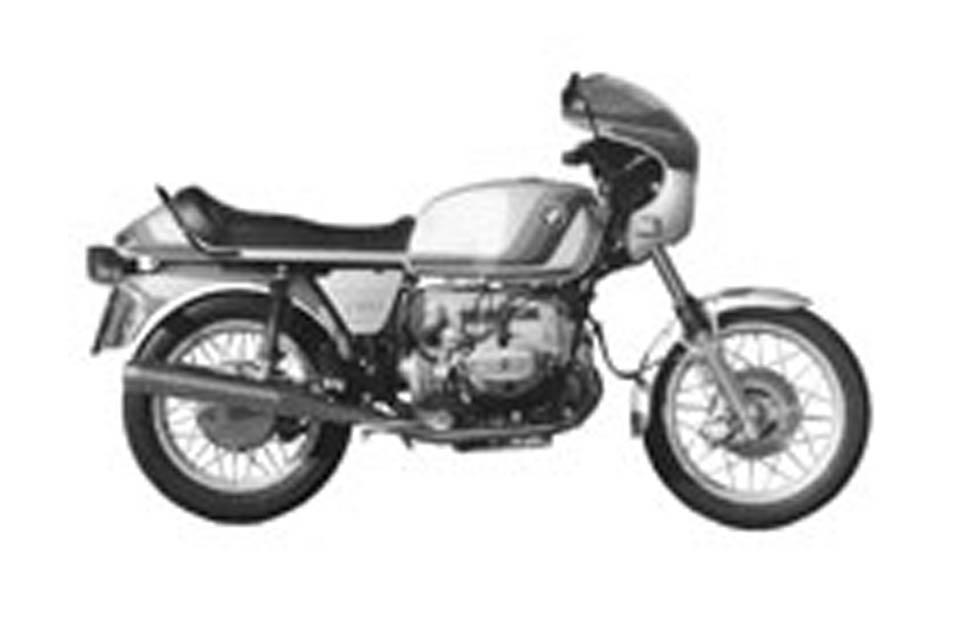 BMW R100 S (77 - 80) R90S / R100 S /R100 CS