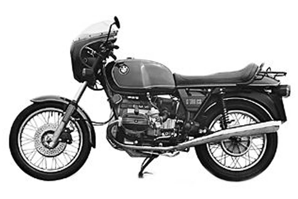 R90S / R100 S /R100 CS Air Cooled Twins (1970 to 1995)