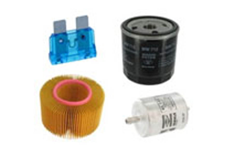 Filters & Maintenance Replacement Parts