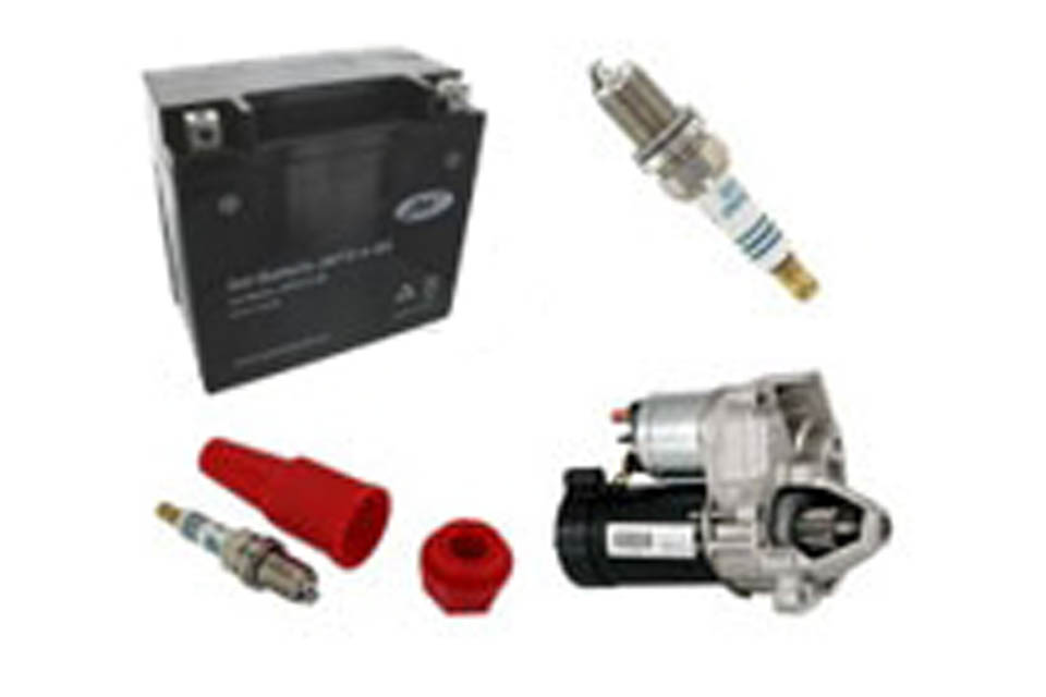 Fuel, Ignition & Charging Replacement Parts