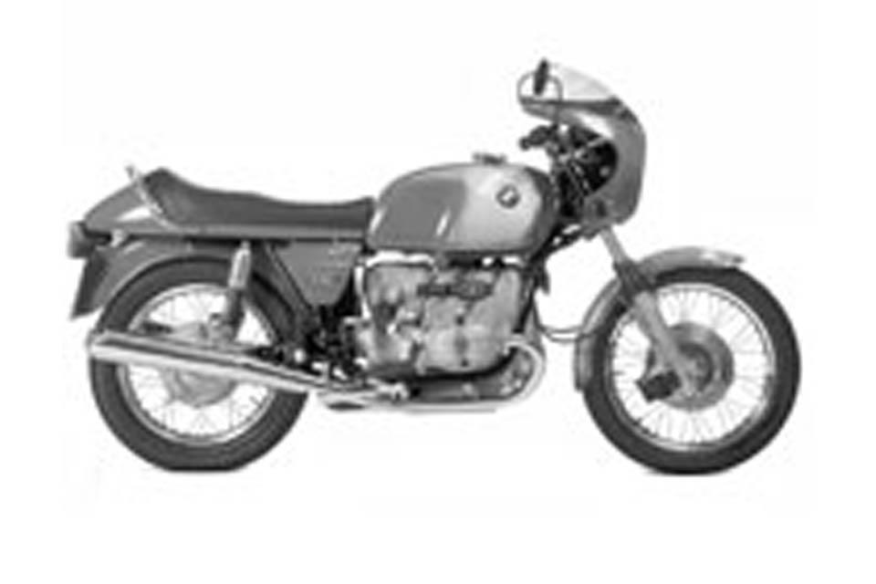 BMW R90S (74 - 76) R90S / R100 S /R100 CS