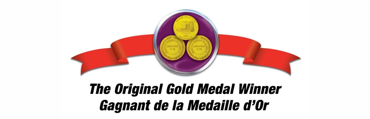 Gold Metal Winner